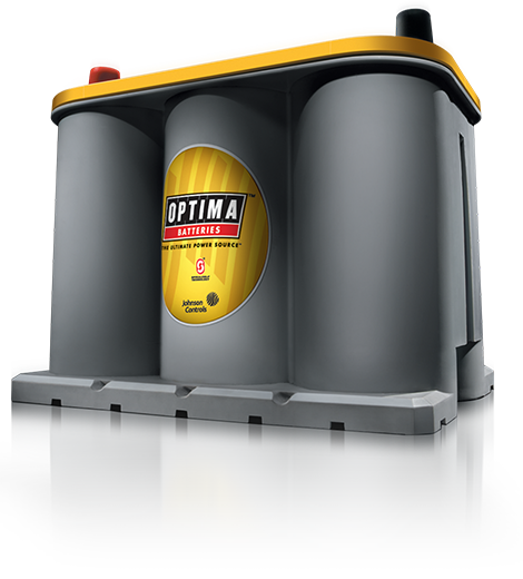 YELLOWTOP® high-performance AGM batteries are the best deep cycle batteries