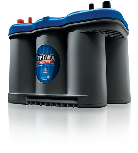 BLUETOP® high-performance AGM dual purpose and starting batteries are the best marine batteries